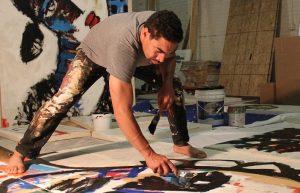 """Oscar Abreu presenta """"El lenguaje de la memoria"""" en Museo de las Casas Reales"""