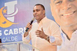 PUERTO PLATA: Precandidato alcaldía exige a JCE reconteo de votos