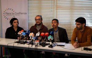 CHILE: Presentan querella contra 5 sacerdotes por abuso sexual