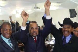 Reverendo Rubén Díaz endosa precandidatura a diputado de Roa