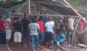 HATO MAYOR: Recuperan cadáveres de tres hombres en mina de ámbar