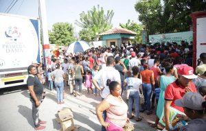 Centenares se benefician jornada médica La Vuelta al Lago