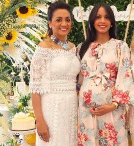 La segunda hija del presidente Danilo Medina está embarazada
