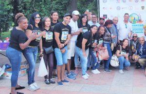 VALENCIA: Dominicanos de María Trinidad Sánchez realizan encuentro