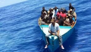 SAMANA: Rescatan 41 personas en yola a la deriva cerca isla Saona