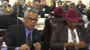 Bladimir Flores expone su propuesta a Organización Ministros Hispanos