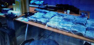 La Dican incautó más de 500 kilos de coca y 2,500 marihuana desde enero