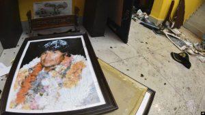 EEUU: ONU y la OEA piden a los bolivianos abstenerse de la violencia