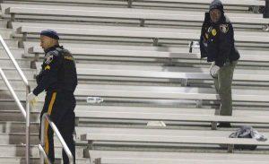 Hieren de bala a niño de 10 años y otras dos personas en escuela secundaria