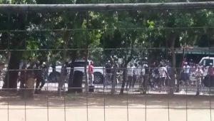 Al menos 6 heridos deja pleito entre dirigentes PRD previo a convención