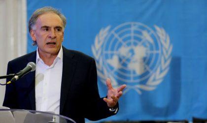 Enviado de  Naciones Unidas inicia encuentros para pacificar Bolivia
