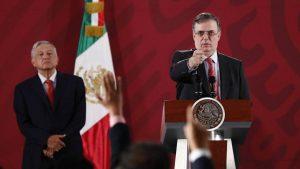 México rechaza en la OEA golpe en Bolivia y critica silencio de Almagro