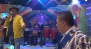 Sergio Vargas se niega a cantarle a Gonzalo y abandona programa Pachá