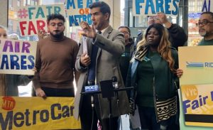 Ydanis quiere que el sistema de transporte público NY sea gratis