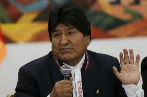 México otorga asilo político a Evo Morales, anunció el canciller