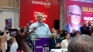 Directorio Balaguerista proclama a Gonzalo como candidato presidencial