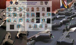 LAWRENCE: Autoridades arrestan a 18 miembros de Los Trinitarios