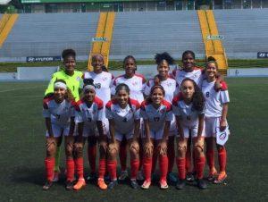 RD derrota a El Salvador en el Femenino UNCAF FIFA Forward