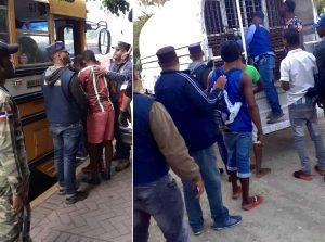 Migración de la R. Dominicana dice deportó 953 haitianos indocumentos