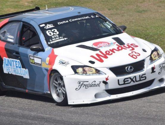 Najri y Toribio ganan el Grand Prix de Autos y Motos - Almomento.net