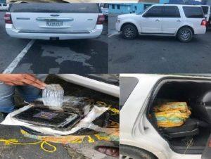 BONAO: DNCD ocupa 390 paquetes de cocaína y arresta hombre