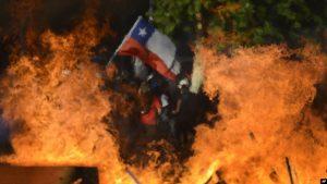 EE.UU. advierte actividad rusa en situación de Chile