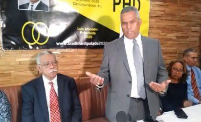 Empresario Bladimir Flores lanza candidatura a diputado