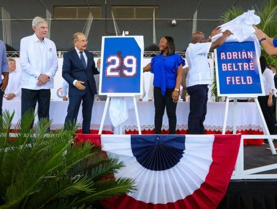 Texas inaugura academia de béisbol en Boca Chica - Almomento.net