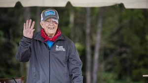 Expresidente Jimmy Carter ingresa en hospital por derrame cerebral