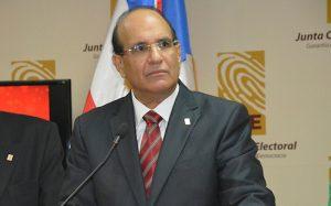 Presidente JCE pide a los partidos que garanticen comicios pacíficos