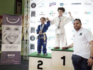 Club Tavarez conquista Torneo Nacional Infantil de Judo