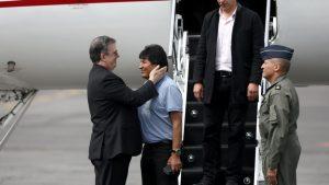 Expresidente de Bolivia, Evo Morales, arriba a México tras aceptar asilo