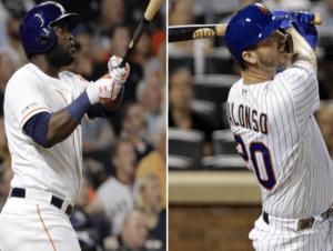Yordan Álvarez y Pete Alonso electos Novatos del Año MLB
