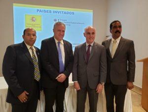 España es país invitado Torneo Ajedrez Conde Peatonal