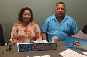 Dominicanos por el Cambio proclama candidatos a diputado del exterior