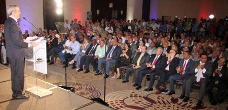 Abinader presenta plan de gobierno basado en  búsqueda desarrollo social