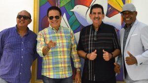 Conjunto Quisqueya anuncia para este sábado concierto 46 aniversario