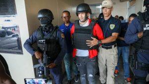 Nepomuceno afirma que es inocente del asesinato abogada Languasco