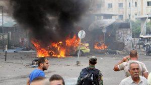 SIRIA: Más de doce muertos en un atentado con coche bomba