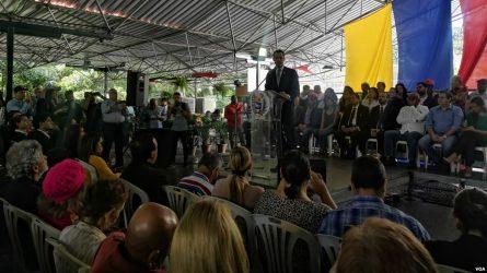 Venezuela se ve en el espejo de lo ocurrido en Bolivia