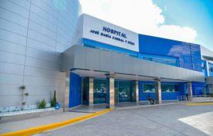 OISOE informa llegaron equipos para el hospital José María Cabral y Báez