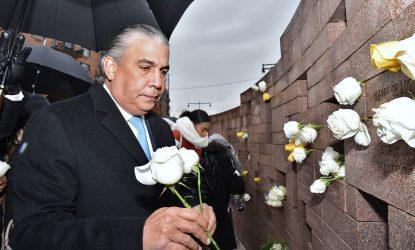 Cónsul RD asiste a ceremonia recordación víctimas del vuelo 587