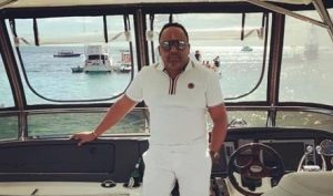 La DNCD confisca yate del presunto capo César Abusador en Boca Chica