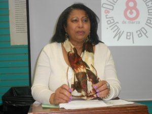 Aspirante al Parlacén dice luchará contra discriminación