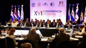 DM asiste XVI Conferencia Regional Centroamérica, Panamá y RD del FMI