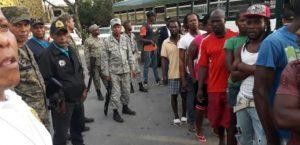 Dirección General de Migración dice deportó en 4 días a 1,089 haitianos