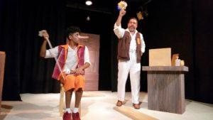 Pinocho y Guloya: un nuevo valor al teatro de la verdad