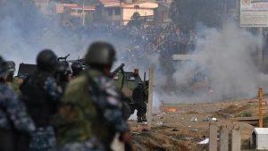 BOLIVIA: Cinco muertos y 22 heridos durante disturbios en zona cocalera