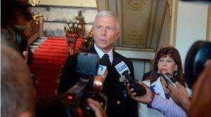Jefe del Comando Sur EE.UU está en RD; habla de narcotráfico y seguridad