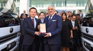 Canciller de RD ratifica compromiso  ahondar relaciones dominico-chinas